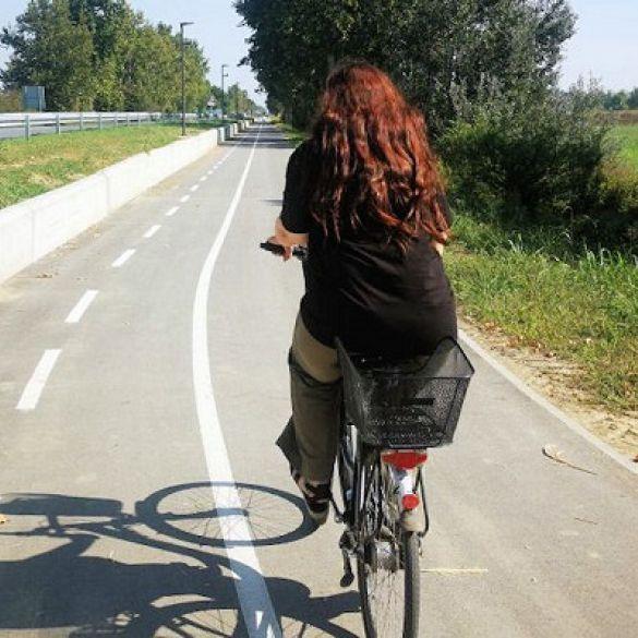 Biciklistička staza Osijek-Bilje