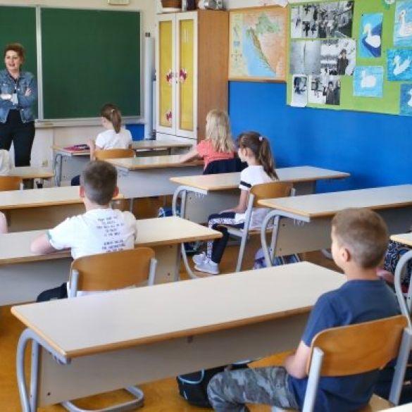 Učenici od 7. rujna ponovno u školske klupe